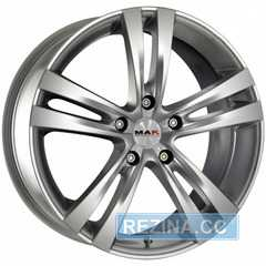 Купить MAK ITH Hyper Silver R16 W6.5 PCD5x105 ET39 DIA56.6