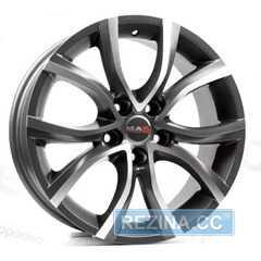 Купить MAK NITRO Ice Titan R17 W7.5 PCD5x115 ET40 DIA70.2