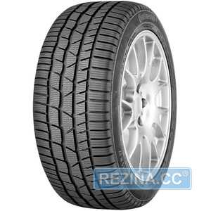 Купить Зимняя шина CONTINENTAL ContiWinterContact TS 830P 235/40R19 92V