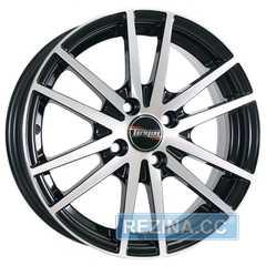Купить TECHLINE 335 BD R13 W4.5 PCD4x114.3 ET43 HUB69.1