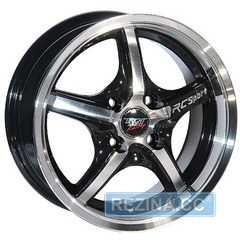 Купить Легковой диск ALLANTE 507 BF R14 W6 PCD4x100 ET25 DIA67.1