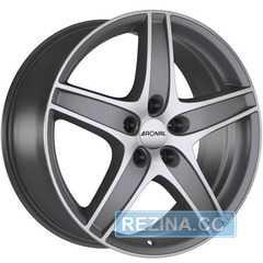 Купить RONAL R 48 TI FC R18 W8.5 PCD5x120 ET45 DIA82