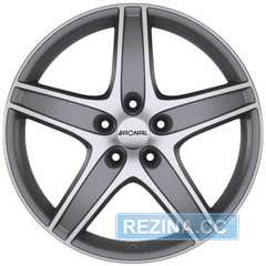 Купить RONAL R 48 Silver R18 W8.5 PCD5x112 ET45 DIA76