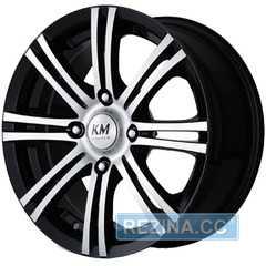 Купить Kormetal KM 685 BD R15 W6.5 PCD5x110 ET35 HUB67.1
