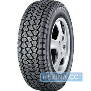 Купить Зимняя шина GENERAL TIRE Eurovan Winter 205/65R16C 107/105R (Под шип)