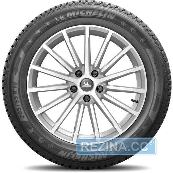 Купити Зимова шина MICHELIN Alpin A5 205/50R16 87H