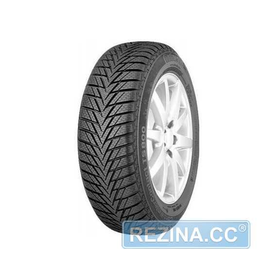 Зимняя шина CONTINENTAL ContiWinterContact TS 800 - rezina.cc