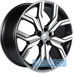Купить REPLAY LR54 GM R20 W9.5 PCD5x108 ET45 HUB63.3