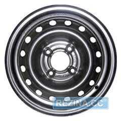 Купить KRKZ Daewoo Lanos черный R13 W5 PCD4x100 ET49 DIA56.5