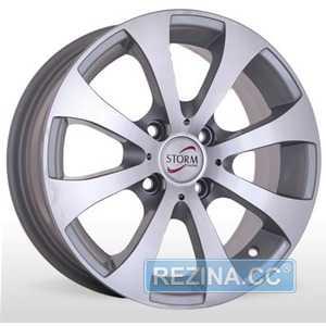 Купить STORM W-806 MS R14 W6 PCD4x98 ET35 DIA58.6