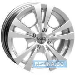 Купить LAWU RX 503 MS R13 W5.5 PCD4x98 ET35 DIA58.6