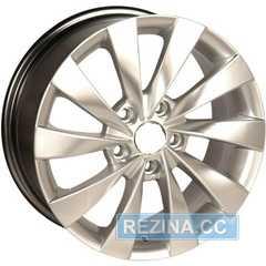 Купить REPLICA Audi Z811 HS R16 W7 PCD5x112 ET45 DIA66.6