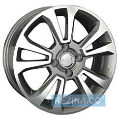 Купить REPLICA GN 88 GMF R15 W6 PCD4x100 ET39 HUB56.6