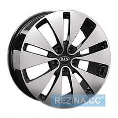 Купить REPLICA KI 65 BKF R17 W7 PCD5x114.3 ET41 HUB67.1