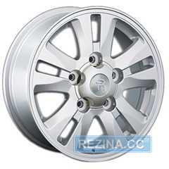 Купить REPLICA TY 55 S R16 W8 PCD5x150 ET2 HUB110.1