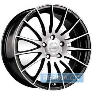Купить RW (RACING WHEELS) H 428 BKFP R15 W6.5 PCD4x100 ET40 DIA67.1