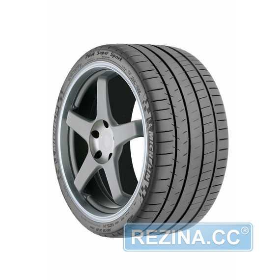 Купить Летняя шина MICHELIN Pilot Super Sport 245/40R18 93Y Run Flat