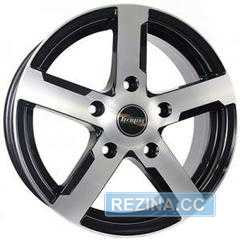 Купить TECHLINE TL-618 BD R16 W6.5 PCD5x130 ET40 DIA84.1
