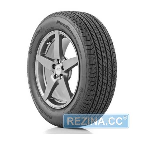 Всесезонная шина CONTINENTAL ContiProContact GX - rezina.cc