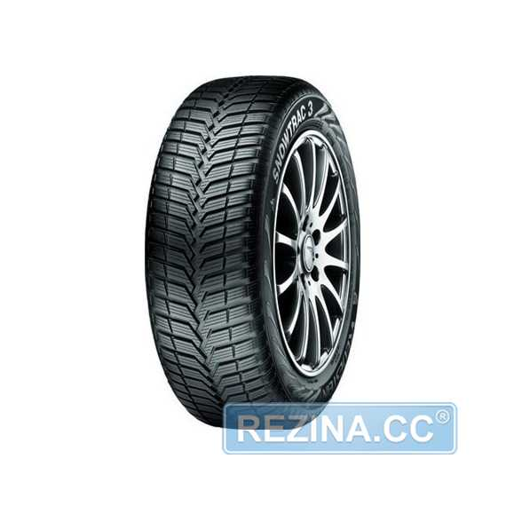 Зимняя шина VREDESTEIN SnowTrac 3 - rezina.cc