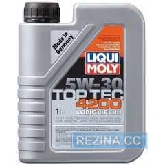 Моторное масло LIQUI MOLY Top Tec 4200 - rezina.cc