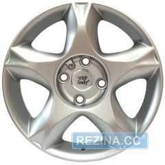 Купить WSP ITALY Nantes W3304 SILVER R15 W6 PCD4x100 ET40 DIA60.1
