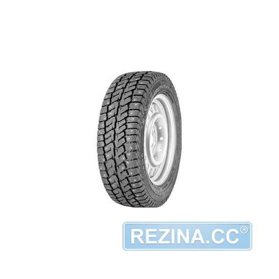 Зимняя шина CONTINENTAL VancoIceContact - rezina.cc