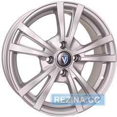 Купить TECHLINE 1404 S R14 W5.5 PCD4x100 ET43 DIA60.1