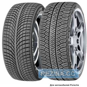 Купить Зимняя шина MICHELIN Latitude Alpin 2 (LA2) 255/55R18 109H Run Flat