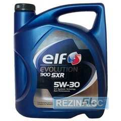 Купить Моторное масло ELF EVOLUTION 900 SXR 5W-30 (5л)
