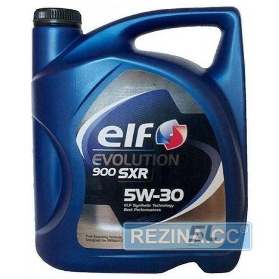 Моторное масло ELF EVOLUTION 900 SXR - rezina.cc