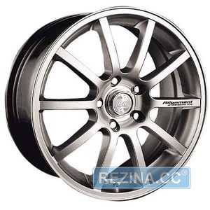 Купить RW (RACING WHEELS) H-286 HS R16 W6.5 PCD5x114.3 ET50 HUB67.1