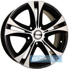 Купить TECHLINE 644 BD R16 W6.5 PCD5x114.3 ET40 DIA67.1