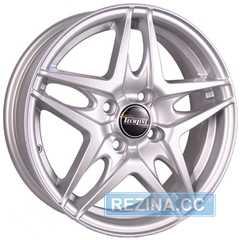 Купить TECHLINE TL 430 S R14 W5.5 PCD4x100 ET43 HUB60.1