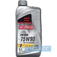 Трансмиссионное масло ARDECA SYN GEAR - rezina.cc