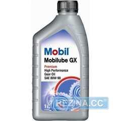 Трансмиссионное масло MOBIL Mobilube GX - rezina.cc