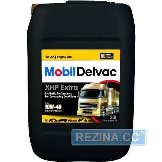 Моторное масло MOBIL Delvac MX Extra - rezina.cc