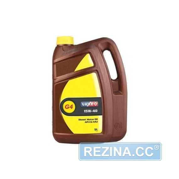 Моторное масло LUXE Diesel - rezina.cc