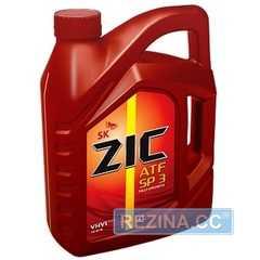 Купить Трансмиссионное масло ZIC ATF SP-III (4л)