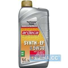 Моторное масло ARDECA SYNTH-EF - rezina.cc