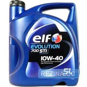 Купить Моторное масло ELF EVOLUTION 700 STI 10W-40 (5л)