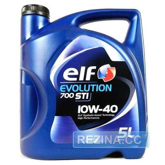 Моторное масло ELF EVOLUTION 700 STI - rezina.cc