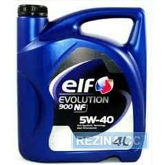 Купить Моторное масло ELF EVOLUTION 900 NF 5W-40 (4л)