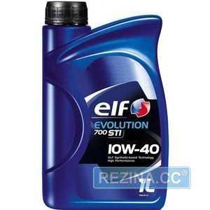 Купить Моторное масло ELF EVOLUTION 700 STI 10W-40 (1л)