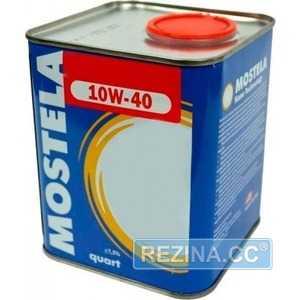 Купить Моторное масло MOSTELA Semisynt 10W-40 SG/CD (4л)