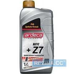 Трансмиссионное масло ARDECA ATF Matic-Z7 - rezina.cc