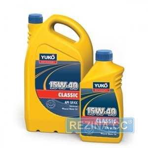 Купить Моторное масло YUKOIL Classic 15W-40 API SF/CC (4л)
