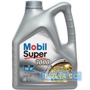 Купить Моторное масло MOBIL Super 3000 XE 5W-30 (4л)