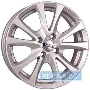 Купить TECHLINE 659 S R16 W6.5 PCD5x112 ET45 HUB57.1