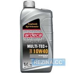 Моторное масло ARDECA Multi-Tec Plus - rezina.cc